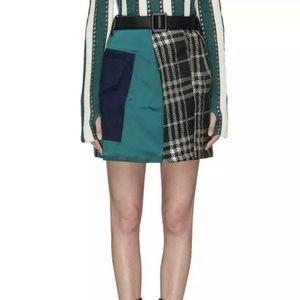 Self portrait skirt